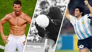 Лучшие футболисты в истории: 15 легенд — от Яшина до Роналду