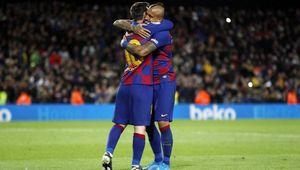 Месси забил победный гол «Барселоны» после гениального паса пяткой Видаля: видео