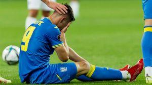 Украина упустила победу над Чехией в товарищеском матче