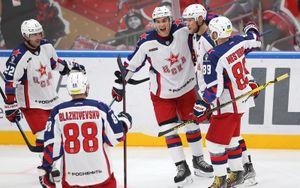ЦСКА в овертайме вырвал победу у «Барыса»