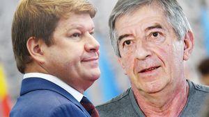 Тренер поставил россиянам пятерку, Губерниева это взбесило и начался горячий спор. Разбор результатов пловцов