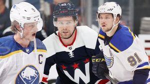 Айкел точно сменит команду, Тарасенко и Кузнецов— с большой вероятностью. 10 звезд НХЛ, которых могут обменять