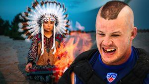 Дрался на свадьбе в России, а теперь стал вождем индейского племени. История Мирасти — бывшего тафгая «Витязя»