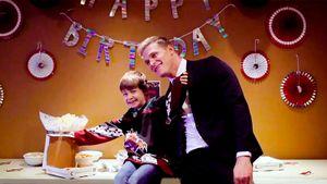 На день рождения к 6-летнему мальчику не пришел ни один друг. Теперь он дружит со звездами НХЛ и НБА