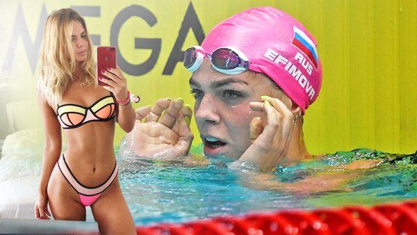 «Не хватило американского солнца». Красотку-звезду русского плавания жестко троллят в соцсетях