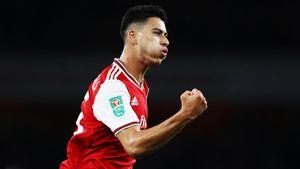 Лучший игрок 2-го тура Лиги Европы— ноунейм из«Арсенала». Кто онвообще такой?