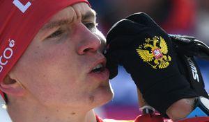 Большунову задолжали почти 10 тысяч евро за победу в марафоне в Холменколлене