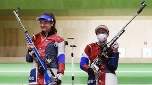 Шоу русских стрелков на Олимпиаде в Токио продолжается. Взяли еще 2 медали, но обидно упустили золото