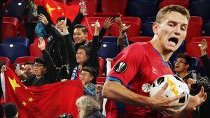 Счастье китайцев, ярость Гончаренко, Шойгу иГаззаев натрибуне. Фото поражения ЦСКА