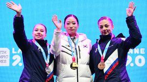 Кореянка обыграла всех россиянок истала чемпионкойЮОИ. Она главная соперница для учениц Тутберидзе