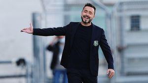 «Шахтер» объявил о назначении Де Дзерби на пост главного тренера