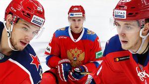 Троица русских хоккеистов может уехать в Европу. Швейцария для Шалунова и компании — идеальная остановка перед НХЛ