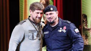 Удоверенного лица Кадырова обнаружили пневмонию. Глава БК«Ахмат» Висмурадов лежит вбольнице