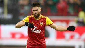 Беляев объяснил, почему станцевал вальс после гола в ворота «Локомотива»