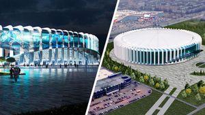 «Крыша прогнила насквозь». СКК в Питере был в аварийном состоянии — теперь там будет новая арена СКА