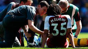 Полузащитник «Арсенала» и сборной Египта Эль-Ненни выбыл на 3 недели