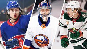 5 звезд ЦСКА разом рванули в Америку. Как дела у Капризова, Сорокина и других армейцев, покоряющих НХЛ
