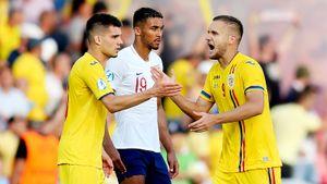 Самый безумный матч молодежного Евро. Англия и Румыния забили 6 голов за 15 минут