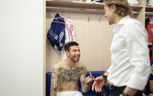 Смолов: «Я рад, что вернулся в сборную России. Спасибо Карпину— он разбирается»