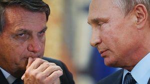 Президент Бразилии хочет обратиться к Путину по поводу задержанного в России водителя бывшего игрока «Спартака»