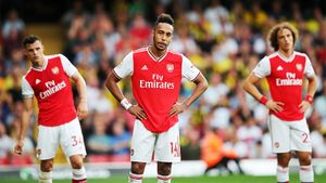 «Арсенал»— самая безбашенная командаАПЛ. Любой матч— шоу