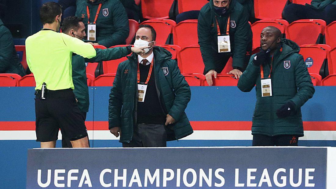 Что известно о румынском судье, из-за которого перенесли матч ПСЖ - Истанбул