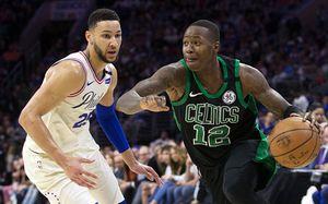 Перекалеченный «Бостон» жжет в плей-офф НБА. «Филадельфия» снова проиграла из-за Бена Симмонса