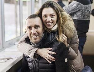 «Зенит» призвал смертельно больного экс-футболиста Риксена не сдаваться