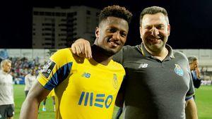 ЗеЛуиш разрывает чемпионат Португалии. 5-й гол в5 матчах за«Порту»