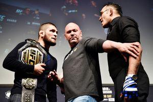 Боец UFC Оливейра: «Бой Хабиба против Фергюсона никогда не состоится»