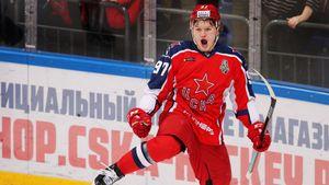 В Америке боятся, что Капризов вернется в ЦСКА. Русский талант может кинуть «Миннесоту» ради Олимпиады?
