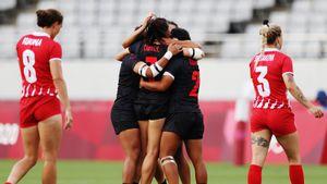 Женская сборная России по регби-7 проиграла Китаю в матче за седьмое место на Олимпиаде в Токио