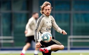 «Реал» возобновил тренировки набазе команды