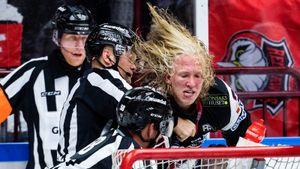 «Какого черта ты делаешь, длинноволосый ***?!». Гомофобный скандал в европейском хоккее
