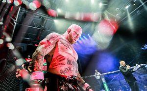 Депутатская должность не мешает россиянину Монсону бороться в клетке. Он «задушил» экс-бойца UFC