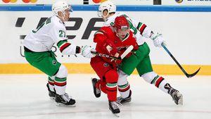 Лучшие молодые хоккеисты России зарубились за Кубок Вызова. Это был не Матч звезд, это была битва!