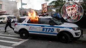 Брызгалов— опротестах вСША из-за убийства полицейским афроамериканца: «Дополитических новостей мне дела нет»