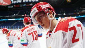 Российский форвард Амиров рассказал о провокациях американских хоккеистов: «Это для них привычное дело»