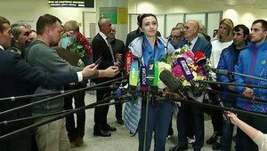 Муж Ласицкене высмеял подарок руководства русской легкой атлетики запобеду жены начемпионате мира