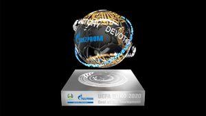 Первый NFT-трофей за лучший гол Евро-2020 вошел в историю мирового футбола