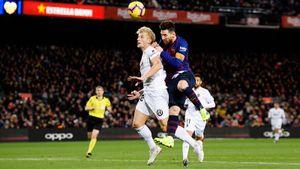 «Барселона» проиграла «Валенсии» Кубок Короля. Как это было