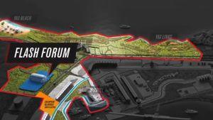 Глава UFC Уайт показал инфраструктуру «Бойцовского острова»