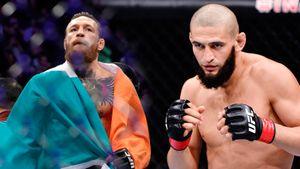 Чеченского бойца UFC назвали «шведским Хабибом». Чимаев сотворил историю, а теперь хочет «научить манерам Конора»
