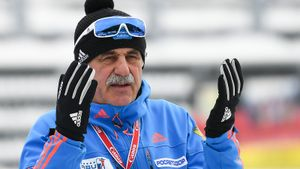 Федерация биатлона Украины прокомментировала ситуацию с выдачей тренеру Логинова своей аккредитации на ЧМ