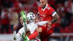 Россия— Дания— 1:4. Видеообзор матча Евро-2020