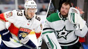 У двух русских хоккеистов заканчиваются контракты в НХЛ. Что ждет дальше Худобина и Дадонова