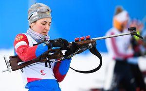 Биатлонистки сборной ХМАО-Югры выиграли эстафету на чемпионате России