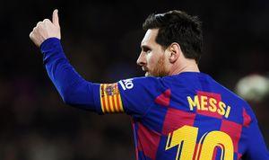Месси обошел Роналду поколичеству голов втоп-5 лигах