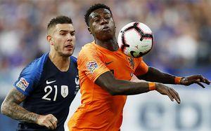 Промес привез гол для Мбаппе. Первый домашний матч Франции после золота ЧМ