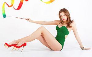 «Крик Винер — это уже как здравствуйте». Олимпийская чемпионка с самыми потрясающими шпагатами